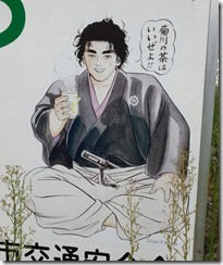 菊川のお茶